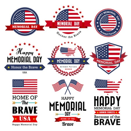 Celebrate Memorial Day Holiday