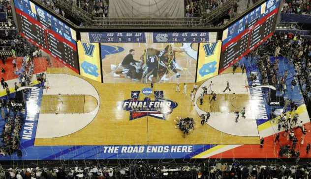 March Madness NCAA Championship Game