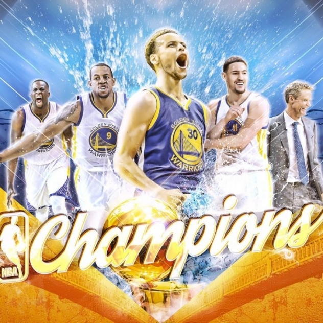 Golden State Warriors Sweep Cavaliers