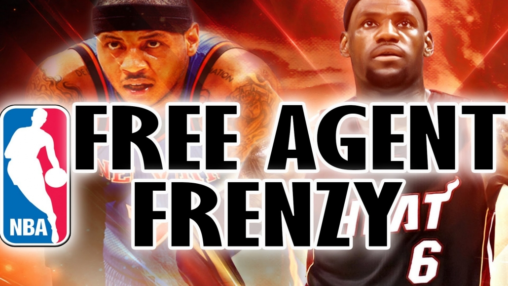 NBA Free Agency Update 2018