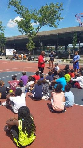 Together Basketball Camp Recap 2018