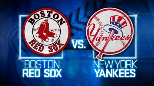 Red Sox Sweep Yankees