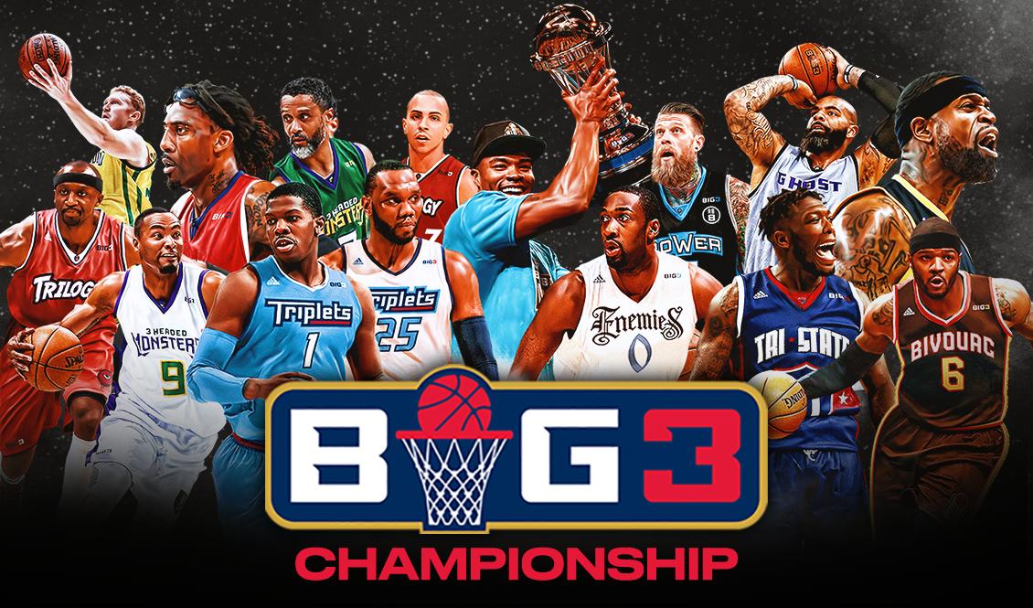 BIG3 Championship Game September 2019