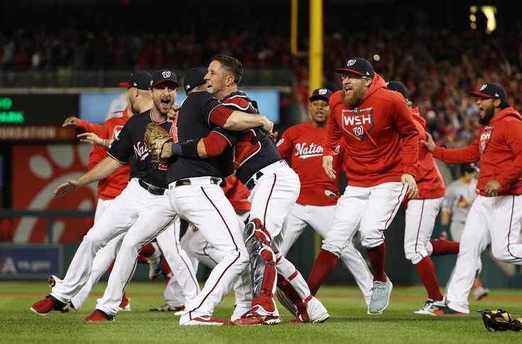 Nationals Win World Series 2019