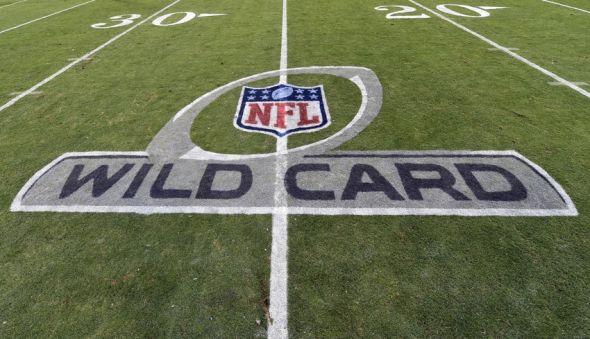 Wild Card Playoff Schedule 2020