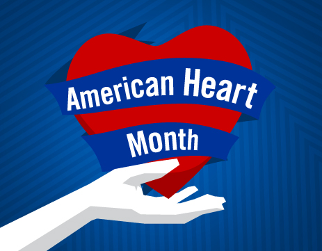 American Heart Month February