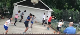 One Day Mini Basketball Camp