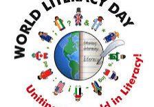 International Literacy Day September 8
