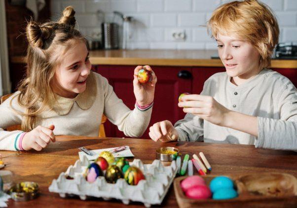 Creative Easter Home Celebration