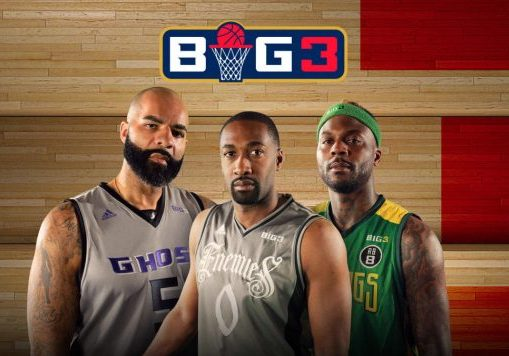 BIG3 Third Season 2019