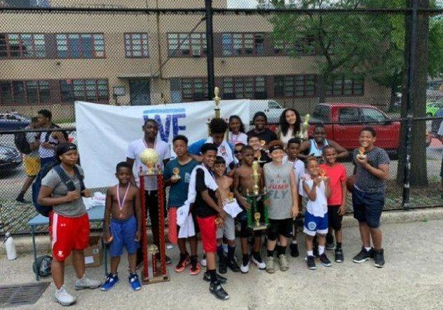 Successful Basketball Camp Program