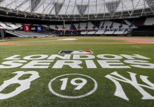 Yankees v Red Sox London